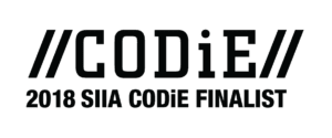 award-CODIE_2018_finalist-300x125
